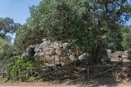 nuraghe majori sardinia tempio pausania sumemr 2019