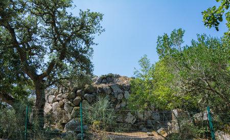 nuraghe majori sardinia tempio pausania summer 2019