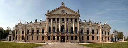 View of Villa Pisani, italian national museum
