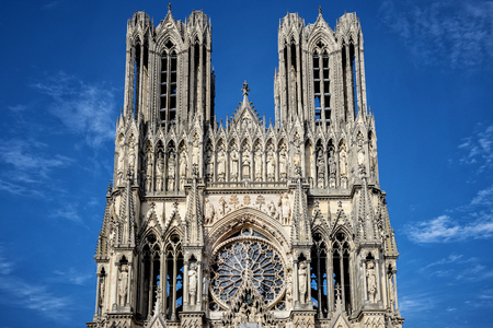 Cathedral of Notre-Dame, Reims, France