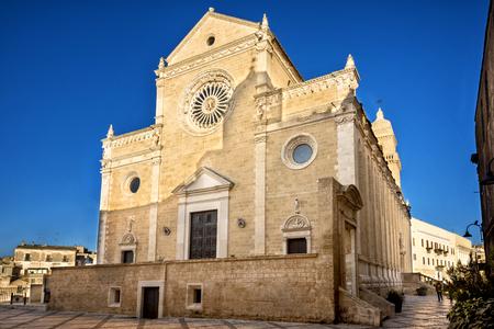 Gravina in Puglia: Cathedral of Santa Maria Assunta, province of Bari, Apulia, southern Italy.