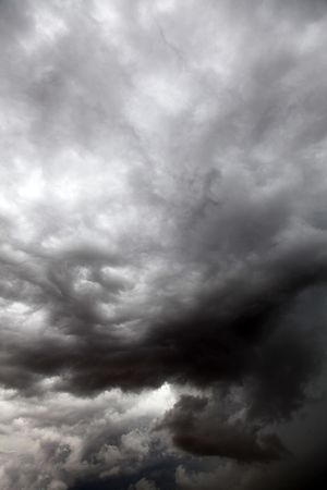 stormy clouds  Stock Photo - 7500323