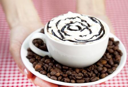 turkish coffee: Cup of coffe