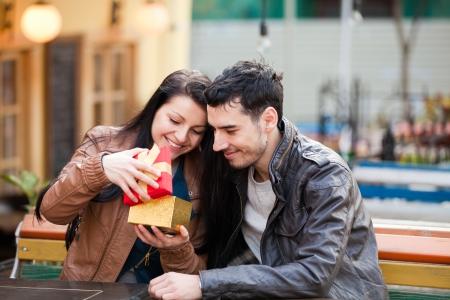 Geschenken voor een man die je dating