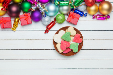 chritmas: Cookies and chritmas gifts