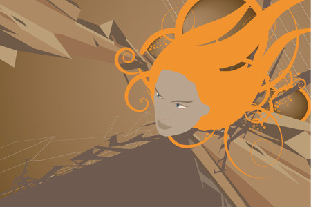 instigator: Vector Freedom Illustration