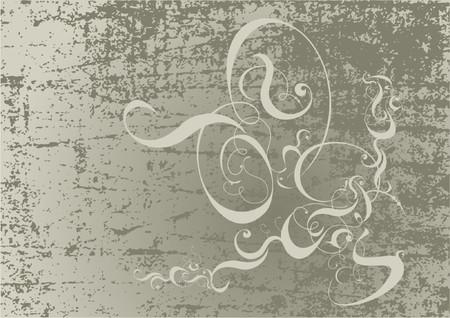 Vector Design Scroll Vector