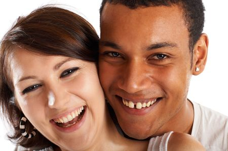 Great Inlove Couple Having Fun - check my gallery for more pictures Stock Photo - 1173146