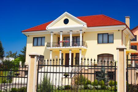 empedrado: Preciosa casa con calzada pavimentada delante