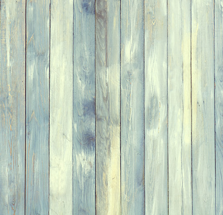 Aged Board with blue tint with vertical lines