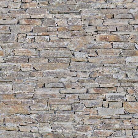 Artificial stone for the interior and facade of the house.Texture or background