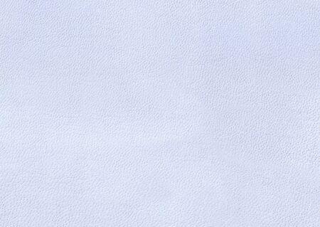 Le rembourrage du canapé est en cuir artificiel de couleur bleu clair.Texture ou fond Banque d'images