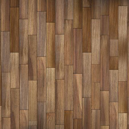 Bruin laminaat met gestructureerd imitatiehout. Textuur of achtergrond
