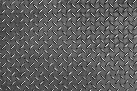 Metal background with a repeating texture pattern. Texture or background Banco de Imagens