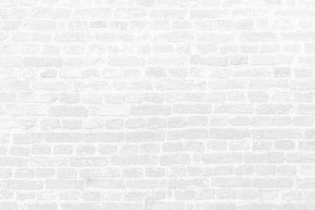 Close-up decorative tile imitation of a white brick wall.Texture or background Archivio Fotografico