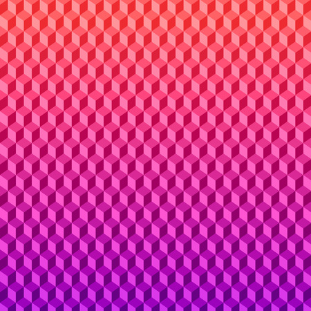 violet background: Abstract 3D Pink Violet Background from Cubes