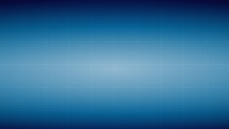 Abstract HD Blueprint Wallpaper with Gradient and Grid Illusztráció