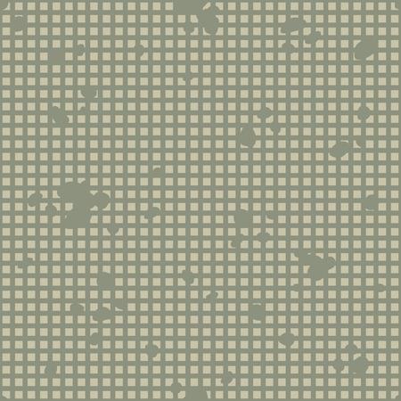 Los militares camuflan el textil sin costuras: EE.UU., 1983, desierto de noche - ilustración vectorial con el modelo de panel Muestras