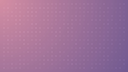 mauve: Abstract Mauve Technology Background with a Random Grid of Elements - Vector Wallpaper