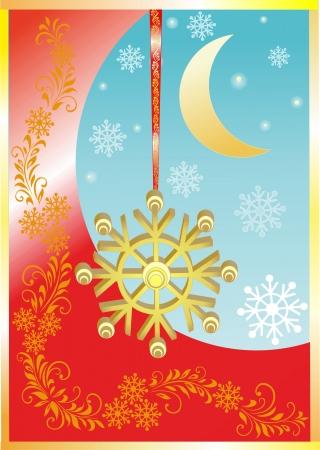 Christmas congratulation,