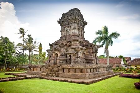 Candi Singosari Tempel in der Nähe von Malang im Osten von Java, Indonesien. Standard-Bild - 17823224