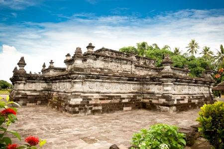 Candi Penataran Tempel in Blitar auf Ost-Java, Idonesia Standard-Bild - 17823490
