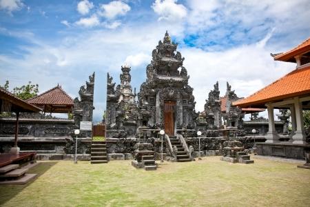 Pura Padmasana Puja Mandala Temple. Nusa Dua, Bali . Indonesia