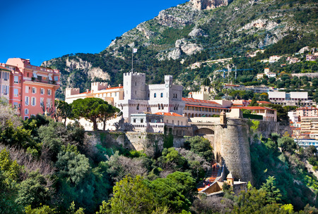 crenelation: Princes Palace of Monaco. It is the official residence of the Prince of Monaco. Built in 1191, during its long and often dramatic history, it has been bombarded and besieged by many foreign powers.