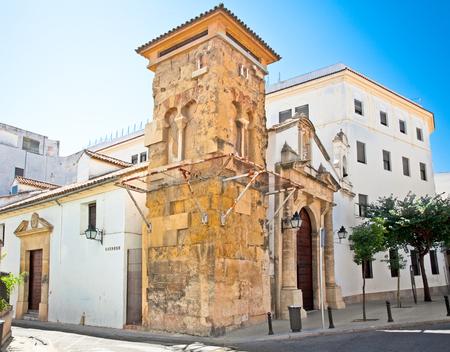 Churchl Sagrado Corazon-Colegio de las Esclavas in Cordoba, Andalusia,  Spain. Foto de archivo - 95590579
