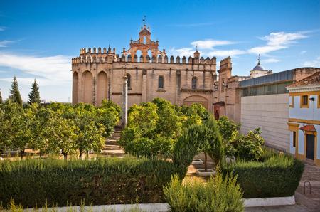 Monasterio San Isidoro del Campo in Santiponce, Andalucia,  Spain.