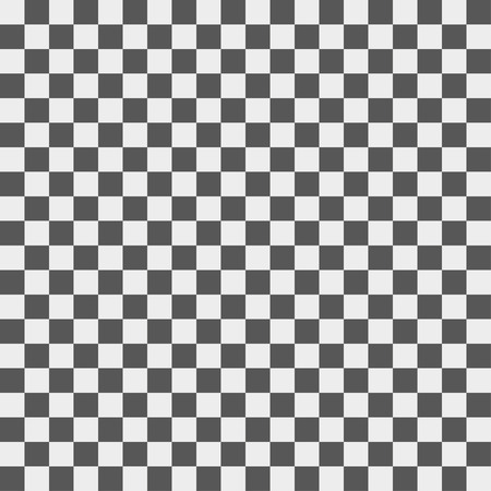 checkerboard backdrop: Abstract seamless pattern. Popular checkered squares vector background