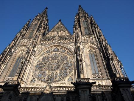 reisen: St  Vitus Cathedral in Prague