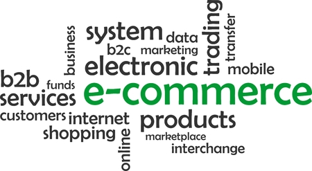 related: A word cloud of ecommerce related items