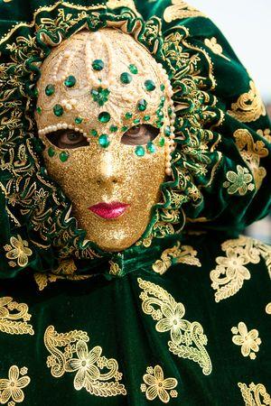 Carnival mask in Venice, Italy. Stock Photo - 6128447