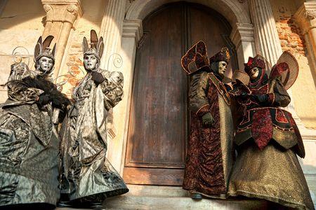 Carnival mask in Venice, Italy. Stock Photo - 6128746