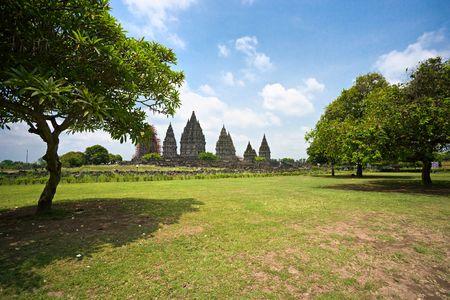 yogyakarta: Prambanan Temple, Yogyakarta, Java, Indonesia.