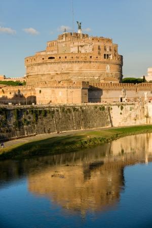 Castel Sant Stock Photo - 17228947