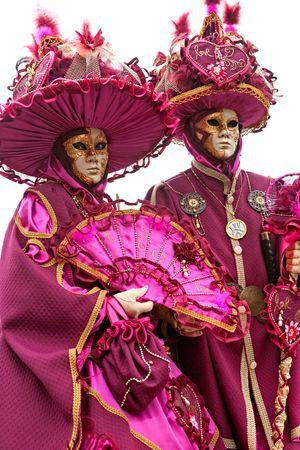 Carnival mask in Venice, Italy. Stock Photo - 6649448