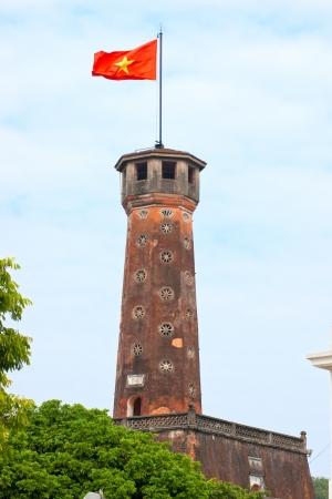 mausoleum: Flag Tower, near the Ho Chi Minh Mausoleum in Hanoi, Vietnam