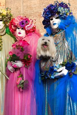 Carnival mask in Venice, Italy. Stock Photo - 8424423