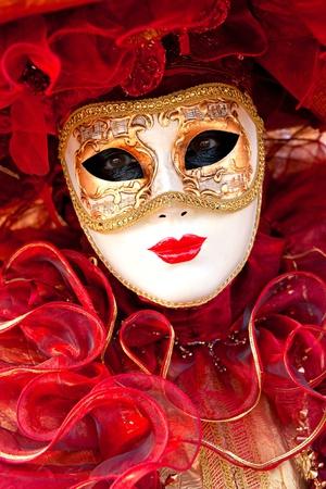 Carnival mask in Venice, Italy. Stock Photo - 8424075