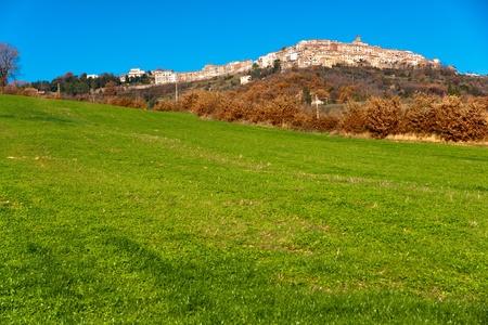 Tuscany landscape, Chianti area, Italy. Stock Photo - 8570718