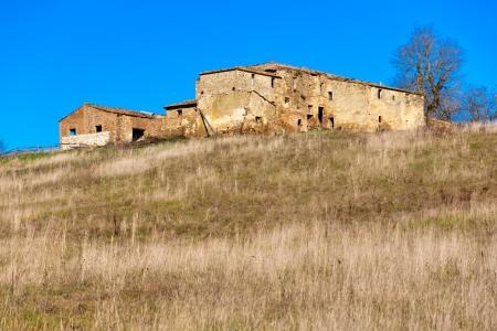 Tuscany landscape, Chianti area, Italy Stock Photo - 17646888