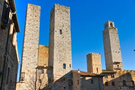 Tuscany landscape, Chianti area, Italy Stock Photo - 17646890