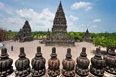 Prambanan Temple. Yogyakarta, Java, Indonesia. Stock Photo - 8784959