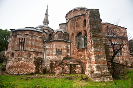 chora: Chora museum, (Kariye Church) Istanbul, Turkey.