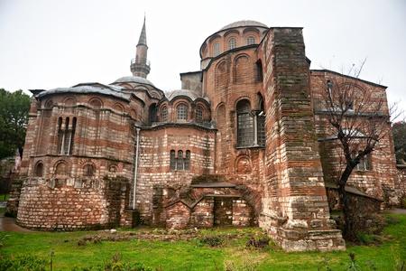 chora: Istanbul, (Iglesia de Kariye) Estambul, Turqu�a.