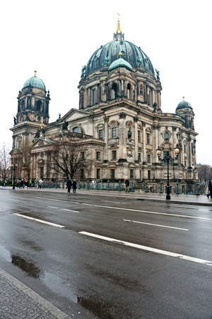 Berlin cathedral, Berlin, Germany. photo