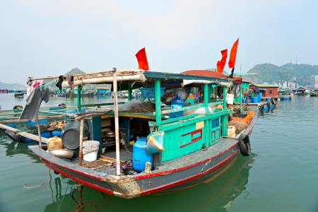 Halong Bay, Vietnam  Unesco World Heritage Site  Most popular place in Vietnam  photo