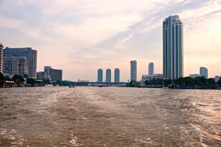 technoligy: Bangkok skyline, Thailand